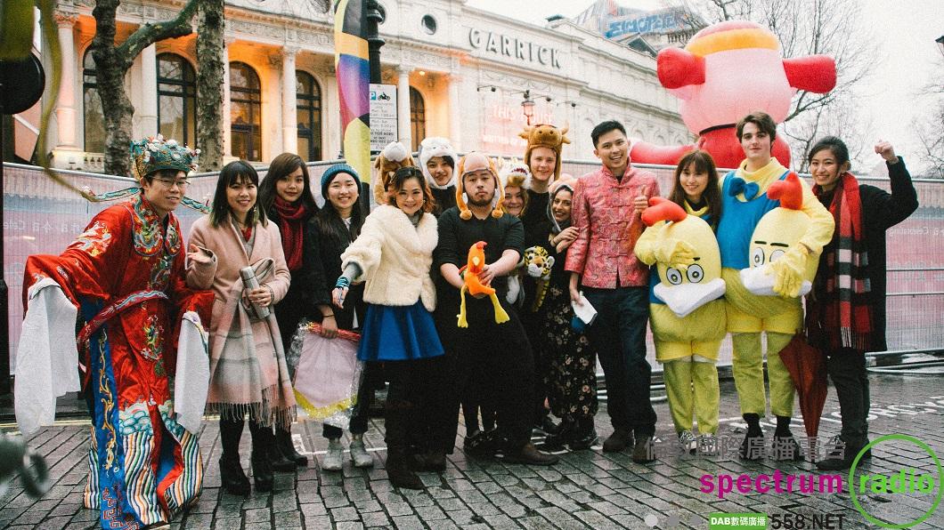 2017年倫敦華埠新春慶典 花絮出爐!