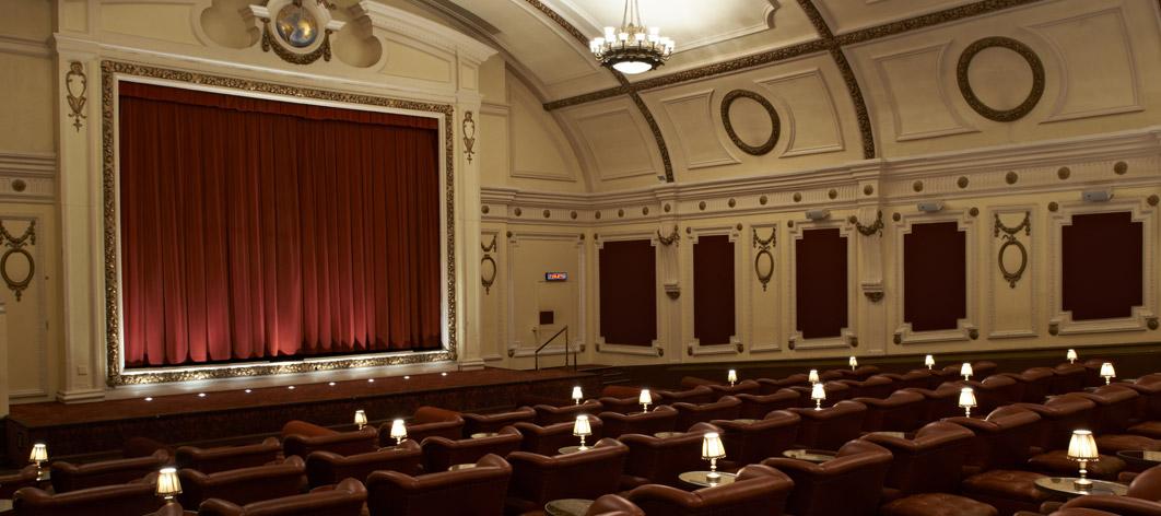 戲院如人生:倫敦的三大獨立影院