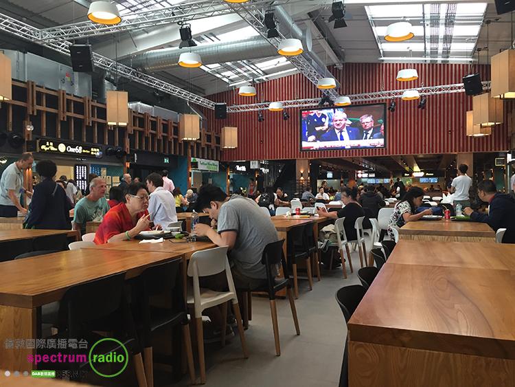 【走遍新東方城美食 - 深入了解篇】Bang Bang Oriental Foodhall